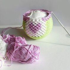Amigurumi Ela the Matryoshka doll pattern by goolgool Cute Crochet, Crochet Toys, Crochet Doll Pattern, Crochet Patterns, Matryoshka Doll, Pattern Library, Knitted Dolls, Yarn Colors, Amigurumi Doll