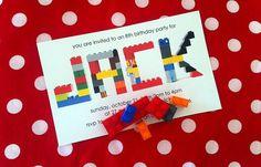 Little Dues: Fiestas de Cumpleaños - Un mundo de Lego