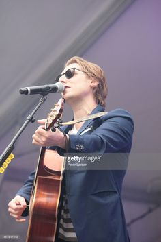 Eric Hutchinson headlined the Dallas stop of the Toyota Rock'n'Roll Marathon Concert Serieson on...