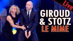 CECILE GIROUD & YANN STOTZ - Le Mime / Live dans les Années Bonheur Patrick Sebastien, Mime, Giroud, Cecile, Cabaret, Comedy, Videos, Movies, Movie Posters