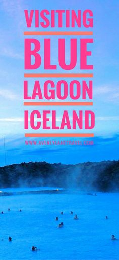 Blue Lagoon in Iceland! One of the top things to see when traveling to Iceland! Hot Springs | Spa | Travel | Bucket Lists