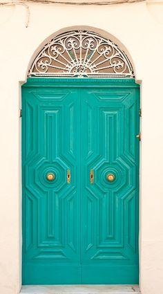 Cool Doors, Unique Doors, Portal, Entrance Doors, Doorway, Malta, Feng Shui Doors, Doors Galore, Turquoise Door