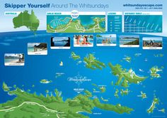 Charter a boat with Whitsunday Escape.