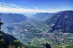 Meraner Höhenweg #meran #liliesdiarytravel