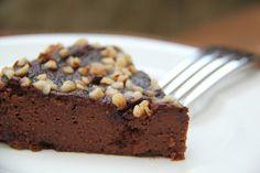 Paleo Chocolate Cheesecake