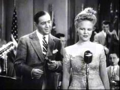 """Benny Goodman Orchestra w. Peggy Lee - """"You're So Easy to Dance With"""""""