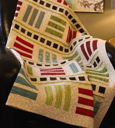Floating Squares Quilt - Debbie Mumm—Quick Weekend Quilts | Leisure Arts Blog