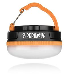 Supernova Halo 180 Extreme Rechargeable LED Camping and Emergency Lantern  The Brightest Most Versatile and Compact Utility Lantern Available  Perfect for Backpacking  Emergencies  Tents  Auto  Home  College * Learn more by visiting the image link. (This is an Amazon affiliate link)
