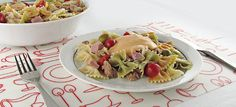 Amanida de pasta amb salsa rosa (amb lactonesa) | Thermocuina.cat