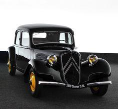 Automotive pornography — 1939 Citroen 11BL