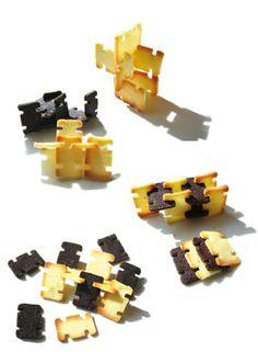 Les puzzle biscuits de Julie Rothhahn