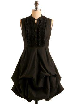Billow Talk Dress