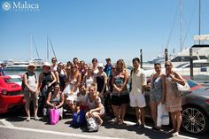 IALC International Association of Language Centres - Malaca Instituto Students enjoying time out in Malaga. #IALC-accredited language schools: www.ialc.org/find-schools