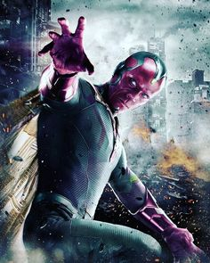 18 mentions J'aime, 2 commentaires - @mcu.foo sur Instagram : « Vision ✨ . . . #marvel #marvelcomics #vision #paulbettany #ironman #ironman2 #ironman3… »