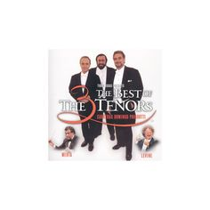Jose carreras - Best of the 3 tenors (CD)