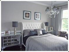 40 Grey Bedroom Ideas: Basic, Not Boring!