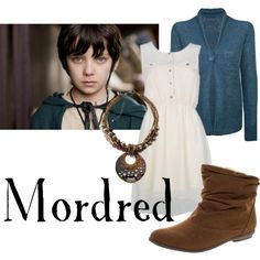 """""""Mordred"""" by companionclothes on Polyvore"""
