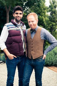 Jesse Tyler Ferguson shows off his LA home!