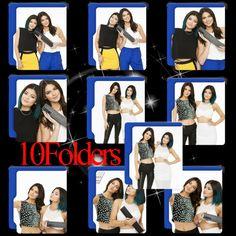 Folders De Kylie y Kendall Jenner by PiaZampinita.deviantart.com on @DeviantArt