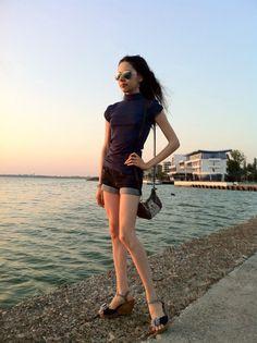 Sunset view  ❤ #Bianca Paraschiv