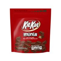 Kit Kat Milk Chocolate Wafer Candy Bars, Minis, 8 Oz (Pack of Cadbury Chocolate, Chocolate Coins, Chocolate Wafers, Chocolate Covered, Chocolate Mix, Chocolate Bouquet, Candy Recipes, Gourmet Recipes, Snickers Almond