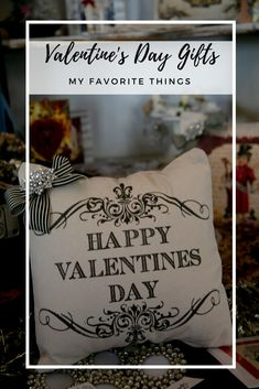 Looking for a unique Valentine's Day gift? Check out My Favorite Things on Broad Street in downtown Nevada City.