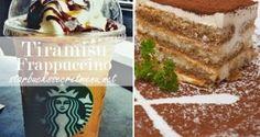 Tiramisu Frappuccino