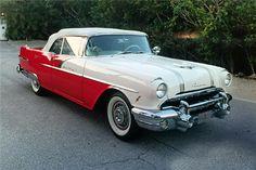 1956 PONTIAC STAR CHIEF CONVERTIBLE - Barrett-Jackson Auction Company - World's Greatest Collector Car Auctions