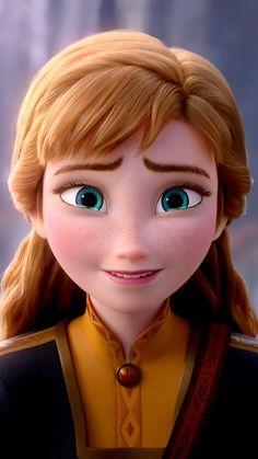 The Queen's admirer — Elsa Anna Anna Disney, Frozen Disney, Princesa Disney Frozen, Kawaii Disney, Disney Pixar, Disney Princess Quotes, Disney Princess Drawings, Disney Princess Pictures, Disney Pictures
