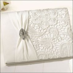 Lillian Rose Vintage Lace Guest Book – Cream – Home Decor Gift Packages: Wedding gift Wedding Guest Book, Wedding Reception, Wedding Favors, Wedding Ideas, Ivory Wedding, Cream Wedding, Wedding Art, Wedding Wishes, Trendy Wedding