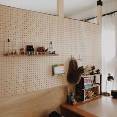 Do It Yourself Houseboat Strategies - Building Your Own Houseboat Okdiyy Photo By Hazuki_Ho - Limia - # # # Design Studio Office, Interior And Exterior, Interior Design, Space Saving Furniture, Simple House, Diy Wall, Home Goods, Furniture Design, Household