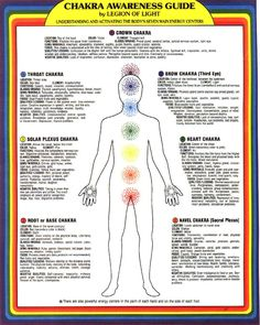 Collection of Human Frequencies - Reflexology - Chakra Charts - Energy Meridians - Hands, Feet, Tongue,
