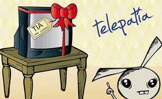 ★★★★★ Imagenes divertidas para facebook: Telepatía I➨ http://www.diverint.com/imagenes-divertidas-facebook-telepatia/ →  #imageneschistosas #imagenescomicas #imagenesdivertidasanimadas #imagenesdivertidasparafacebook #imagenesgraciosas