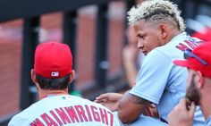 Carlos Martinez starting opening day signals start of new era for Cardinals = The St. Louis Cardinals are entering a new era of baseball. That's not only because they'll see the Chicago Cubs on opening day, playing as the defending World Series champions for the first time since 1909, either. The Cardinals announced that right-handed starter Carlos Martinez will take the ball to open that game against the Cubs in St. Louis, breaking Adam Wainwright's four-year streak. The Cardinals have…..