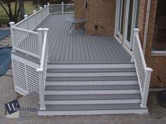 Check out this hip platform deck - what an original type