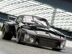 Porsche 911 Moby Dick Flat-nose