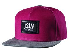 Roughneck Strapback Cap by JSLV