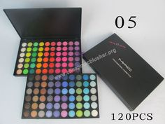 Wholesale Mac Makeup Hello Kitty Eyeshadow 120 Colors Professional China Supply