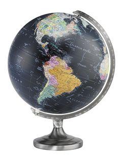 Illuminated Tabletop Globe - Cheaper than UO $84.99