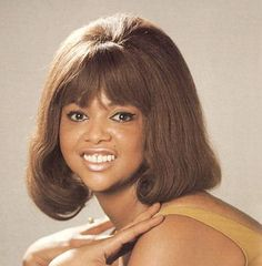 Mowtown's Tammi Terrell. I love this picture of Tammi so much. Such a pretty lady.