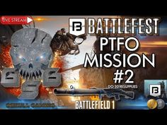 Welcome everyone to Gskull Gaming, in this live stream I will be . 1 Live, Battlefield 1, Give It To Me, Gaming, Youtube, Videogames, Games, Game, Toys