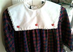 Plaid Stars Dress 2T by lishyloo on Etsy, $14.00