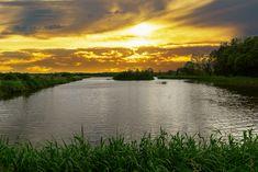 Quiet Evening by magnus_lerche #ErnstStrasser #Dänemark #Denmark River, Celestial, Sunset, Outdoor, Outdoors, Rivers, Sunsets, Outdoor Games