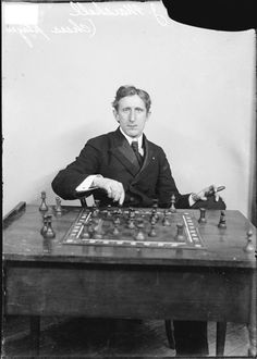 """Frank Marshall, gentleman, sportsman. wiki: """"In the 1930s Marshall captained the U.S. team to four gold medals at four Chess Olympiads. During one round, he returned to the board and found that his comrades had agreed to three draws. After he finished his own game, he gave each of them a stern talk individually on how draws do not win games or matches. In 1936 after holding the U.S. championship title for 27 years, he relinquished it to the winner of a championship tournament."""""""