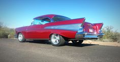 1957 Chevrolet Bel Air by Superstition Specialty Cars.