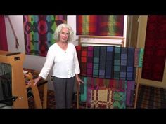 ▶ Preview Weaving Rep with Rosalie Neilson, presented by Handwoven - YouTube