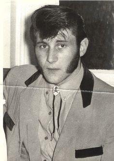 Foto por Johnny Belam, 1969