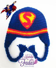 Touca Super Homem