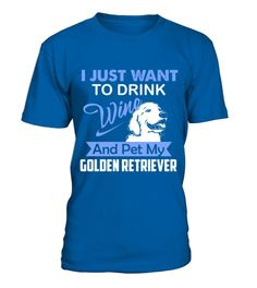 Golden Retriever Lovers TShirt