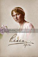 Grand Duchess Olga Nicholaievna of Russia, 1914